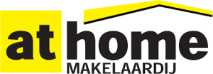 At Home Makelaardij logo