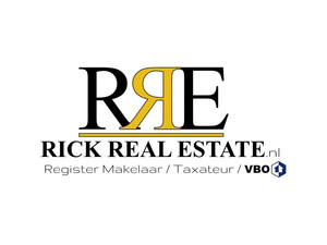 Rick Real Estate Makelaardij logo